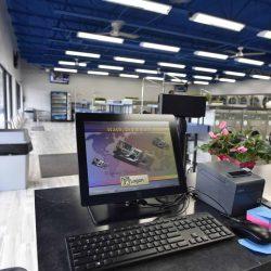 Boynton Beachb New Laundromat with POS system