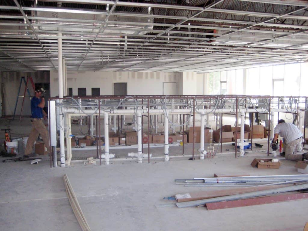 Laundromat Constructing