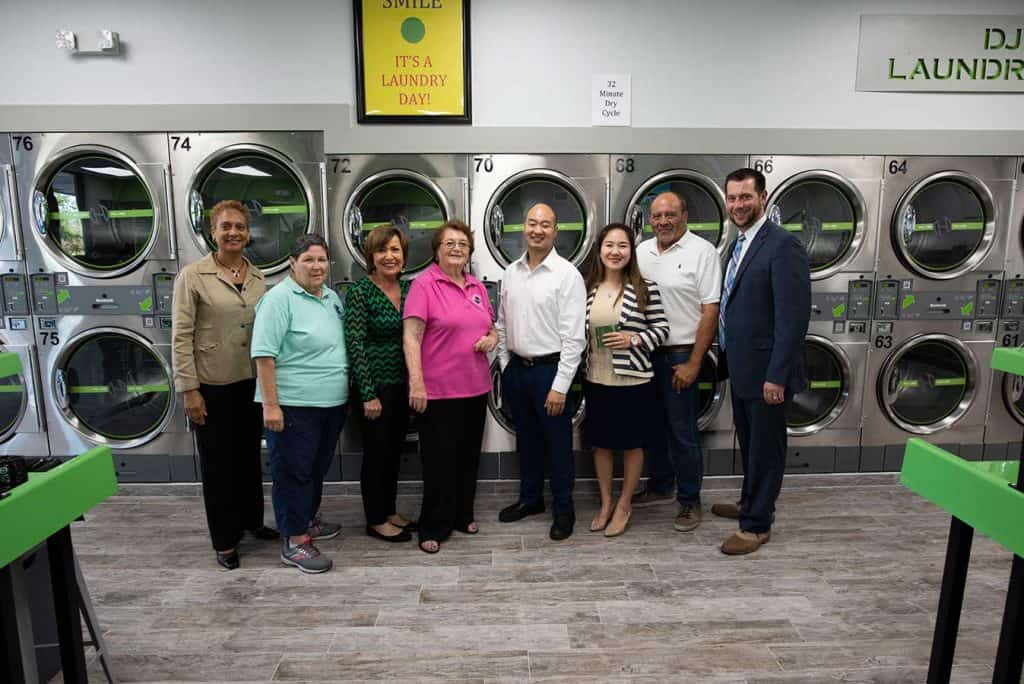 Laundry Industry Consultant